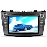 Buy cheap WinCE 6.0 Mazda Navigation System , Mazda 3 In Dash DVD Navigation System from wholesalers