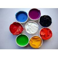 Buy cheap Strong Light Fastness Color Paste Vivid Luster For Decorative Coatings from wholesalers