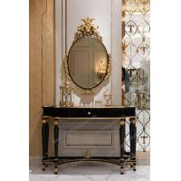 Buy cheap Wholesale Palace Lobby Baroque Wall Mounted Console Table  TO-028 from wholesalers