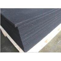 Buy cheap Non Glare Rubber Flooring Material , Heat Insulation Rubber Floor Mats from wholesalers