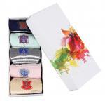 Buy cheap Foldable Custom Setup Box / Socks Packaging Box 300gsm C1S Paper Material from wholesalers