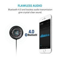 Buy cheap Aux portable Car Bluetooth Handsfree V4.0 version Bluetooth Speaker Dual Phone Standby car bluetooth handsfree from wholesalers