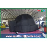 Buy cheap 2.8m Semi - Circle Portable Planetarium Black Printing For Movie from wholesalers