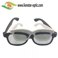 Buy cheap plastic circular polarized 3d glasses China factory bulk from wholesalers