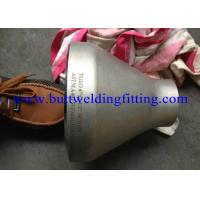 Buy cheap ASTM A403 WP316Ti Pipe Reducer Stainless Steel Cocentric Reducer from wholesalers