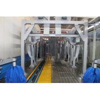 Buy cheap Aluminium materials Express Car Wash Tunnel , Autobase car wash system from wholesalers