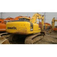 Used Crawler Hydraulic ExcavatorKomatsu PC200-7 3800 Hours Under Good Condition