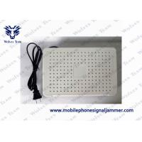 Buy cheap Wolvesteam Handheld Signal Jammer 10W Mobile 3G Phone , WiFi  Signal Jammer from wholesalers