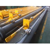 China Flat Gate Replacement Hydraulic Cylinder For Engine Hoist , Heavy Duty on sale