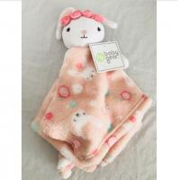 Buy cheap Fashion Baby Gear Security Blanket , Baby Comfort Blanket Toy With Stuffed Rabbit Head from wholesalers