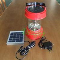 Buy cheap Outdoor Led Camping Using Solar Rechargeable Lantern (DL-SC15-2) from wholesalers