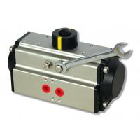 Buy cheap AT pneumatic actuators double action and spring return  pneumatic flow control valve from wholesalers