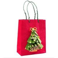 Buy cheap Christmas Gift Paper Bag/kraft paper/cardboard shopping bag from wholesalers