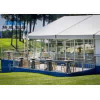 Buy cheap Clear Span Large Frame Tent Light Frame Steel Structure For Soccer Ball Sports from wholesalers