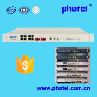 Buy cheap 4E1  8E1 plus 4*10/100M Ethernet  PDH multiplexers Equipment, Ethernet to fiber optic converter from wholesalers