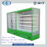 Buy cheap convenience store commercial refrigerator,open cooler & glass door refrigerator from wholesalers