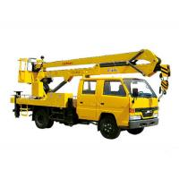 Buy cheap XCMG Bucket Articulating Articulating Boom Crane 2Ton Lifting Capacity from wholesalers