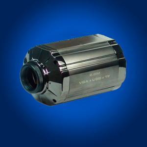 Buy cheap 2.0MP VGA Microscope Camera with USB+Memory Card save photo product
