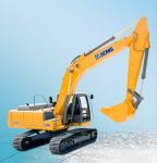 Buy cheap 1.1m3 Bucket capacity XCMG 23.5 ton Hydraulic Crawler Excavator XE235C with ISUZU engine from wholesalers