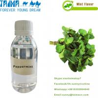 Buy cheap Hot Selling Food Grade vape Concentrated Peppermint Flavor Spices for E-liquid or E-juice product