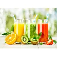 Buy cheap Juice Production Beverage Filling Line Stainless Steel With Accurate Filling from wholesalers