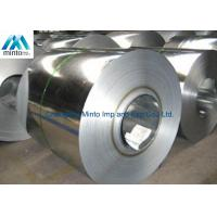 Buy cheap Regular Spangle Aluminium Coated Steel Zinc Coil For Construction / Auto Parts from wholesalers
