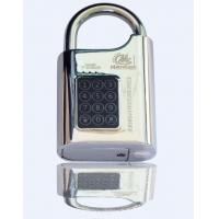 Buy cheap lectronic password padlock used in school locker, gym locker, gun cabinet;apartment from wholesalers