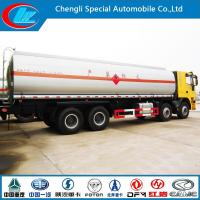 Buy cheap Heavy Capacity 350HP 8X4 Iveco Fuel Tanker Trucks from wholesalers