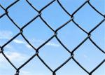 Buy cheap Pvc 3mm Thick 50mm Diamond Chain Link Fencing from wholesalers