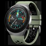 Buy cheap 3D Round Shape Smartwatch ROHMS Digital Heart Rate Watch Blood Pressure Pedometer Wrist from wholesalers