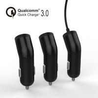 Buy cheap 3.0 In Car Rapid Cell Phone Charger For Galaxy S7 / S6 / Edge / Plus Note 5 / 4 from wholesalers