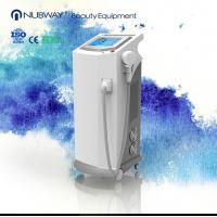 Buy cheap professional vertical 808nm Diode laser for hair removal beauty machine from wholesalers