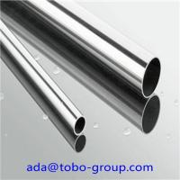Buy cheap 2205 2750 Seamless Duplex Stainless Steel Pipe SCH 10 SCH 20SCH 40 SCH 80 product