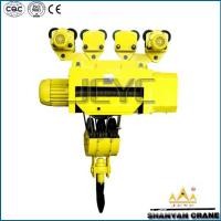 Buy cheap Construction Use Heavy Duty Electric Hoist 30T from wholesalers