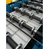 Buy cheap Color sheet steel Kliplock roll forming machine for manufacture from wholesalers