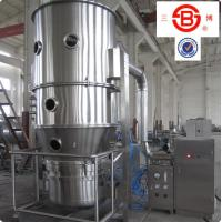 Buy cheap granulation fluid bed equipment , fluid bed granulation pharmaceutical machinery 1500L Volume SUS316L raw material from wholesalers