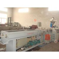 Buy cheap PVC Threading Pipe Production Line from wholesalers