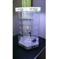 Buy cheap Advertising table top Acrylic Display Stands with hooks 120*2200*200mm from wholesalers