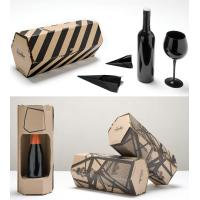 Buy cheap Luxury wooden, cardboard wine packaging boxes for wine corporate gifts from wholesalers