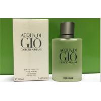 Buy cheap Fashion Brand Armani Gio Mens Perfume Fragrance Male Cologne 100ml from wholesalers