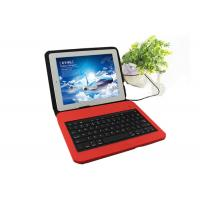 Buy cheap 8 Pin Red / Black Connector iPad Wired Keyboard For Education / Business product