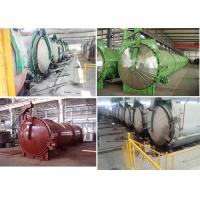 Buy cheap Sand Lime Fly Ash AAC Autoclave Panel High Efficiency Stable product