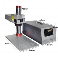 Buy cheap Fiber laser marking/engraving machine, small laser marker, Jewelry laser engrave, tool number marking product