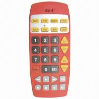 Buy cheap Universal Remote Control, Can be Used for TV/VCR/DVD/SAT/HIFI Instead of Many Branded Remote Control from wholesalers