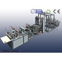Buy cheap CE / ISO9001 PP Non Woven Bag Making Machine For Handle Bag / Shoes Bag from wholesalers