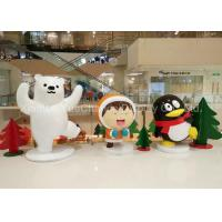 Buy cheap Fiberglass Materials Cartoon Character Statues Funny Character Sculpture from wholesalers
