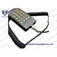 Buy cheap High Efficiency Drone Signal Jammer 100% Safe VSWR In Military Protection Zone from wholesalers