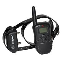 Buy cheap Large radio dog collar necklace 300 meter waterproof and rechargeable remote agility training system from wholesalers