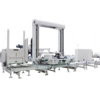 Buy cheap Beverage Automatic Palletizer Machine , Packing Machine For Food Products from wholesalers