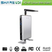 Buy cheap Low Cost Thin Client N computing X5 For Window s Multipoint Server from wholesalers